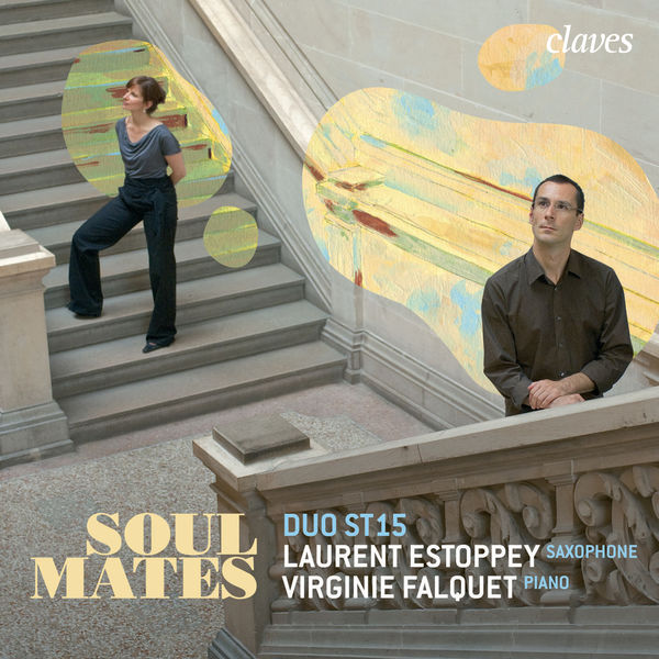 Various Artists - Soul Mates: Contemporary Music for Saxophone & Piano