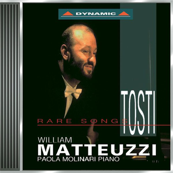 William Matteuzzi - Vocal Recital: Matteuzzi, William - Tosti