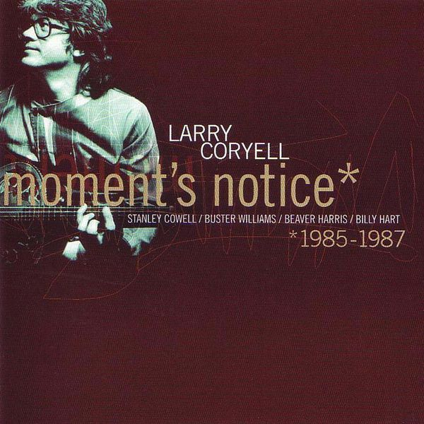 Larry Coryell - Moment's Notice
