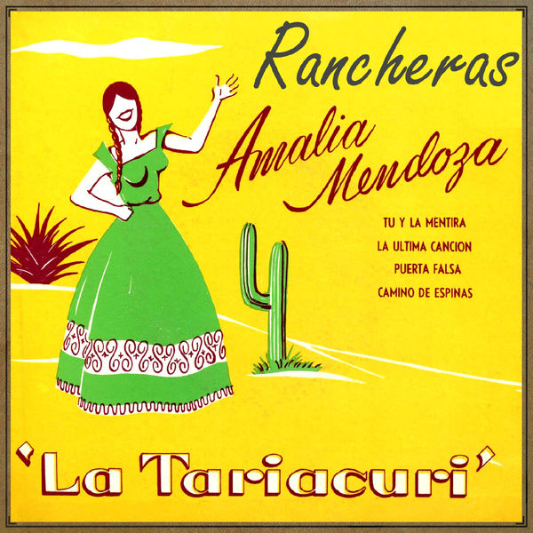 Mariachi Vargas De Tecalitlan - Rancheras: La Tariacuri