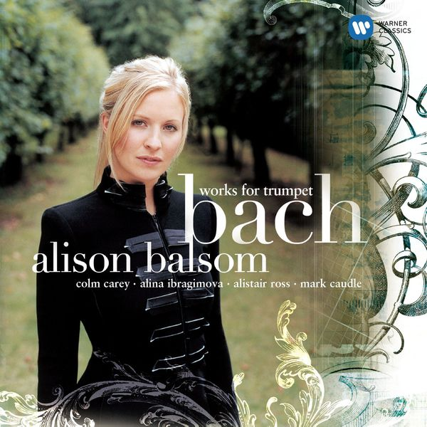 Alison Balsom - Bach: Works for Trumpet