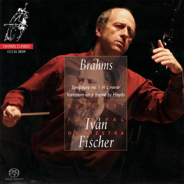 Iván Fischer - Johannes Brahms : Symphony No. 1 - Variations on a Theme By Haydn
