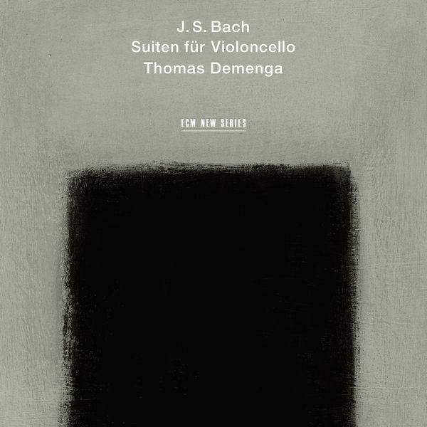 Thomas Demenga - J.S. Bach: Suiten für Violoncello