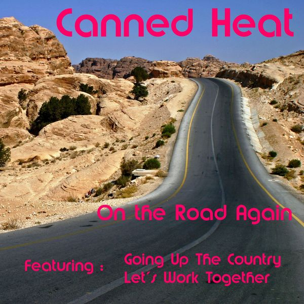 download canned heat on the road again