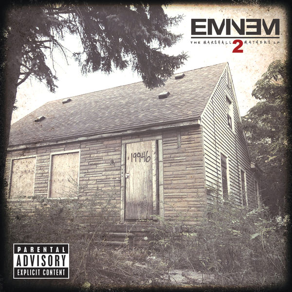 Eminem - The Marshall Mathers LP2 (Deluxe Edition)
