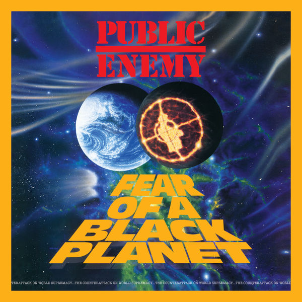 Public Enemy - Fear Of A Black Planet (Deluxe Edition)