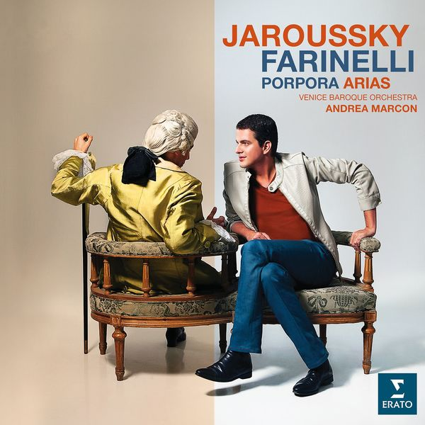 Philippe Jaroussky - Farinelli - Porpora Arias