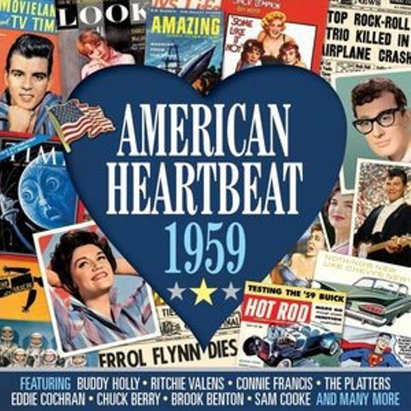 Various Artists - American Heartbeat 1959