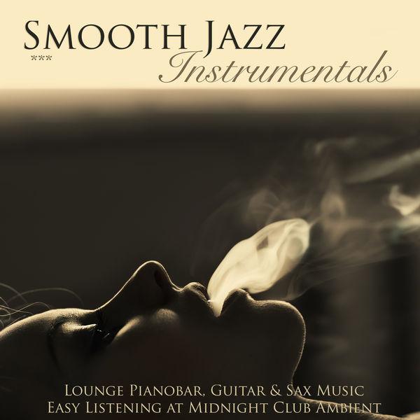 album smooth jazz instrumentals lounge pianobar guitar sax music easy listening at midnight. Black Bedroom Furniture Sets. Home Design Ideas