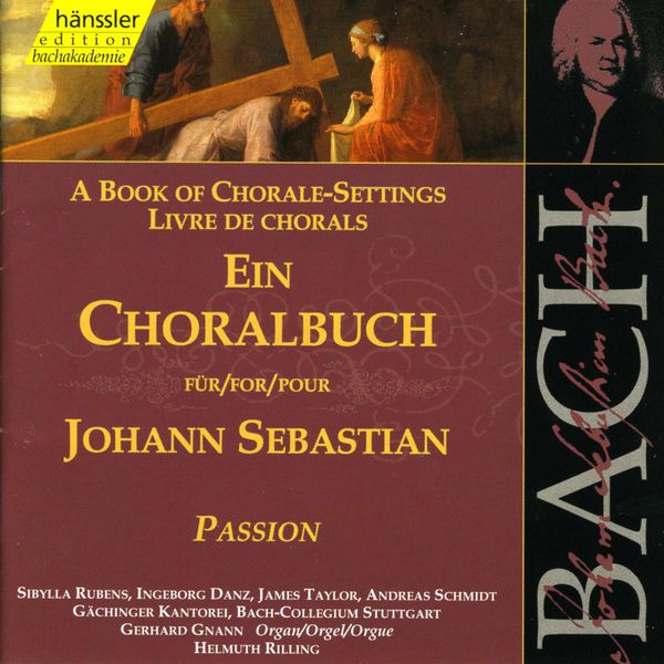 Helmuth Rilling - BACH, J.S.: Passion