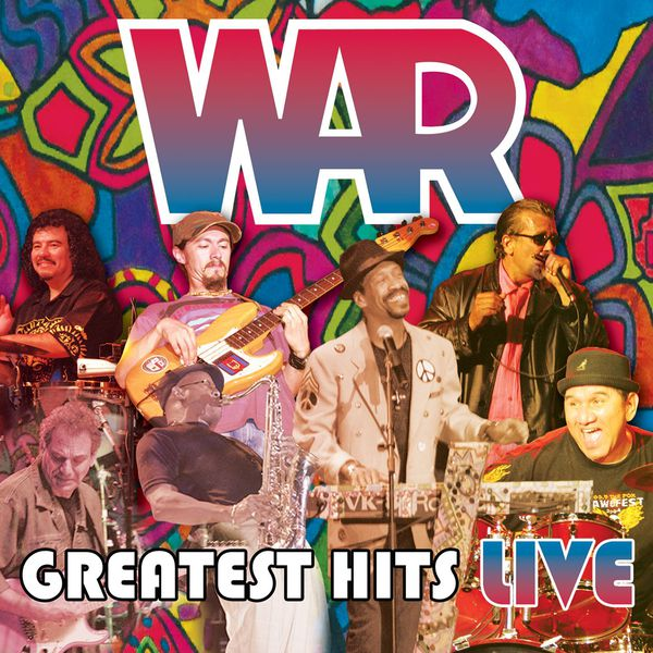 War - Greatest Hits Live