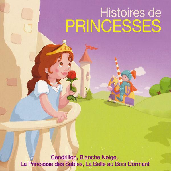 Histoires de princesses cendrillon blanche neige la princesse des sables la belle au bois - La princesse blanche neige ...