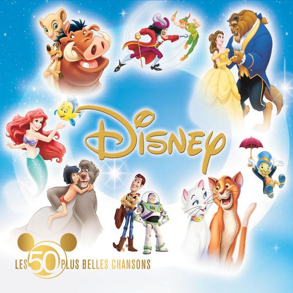 Various Artists - Disney: Les 50 Plus Belles Chansons