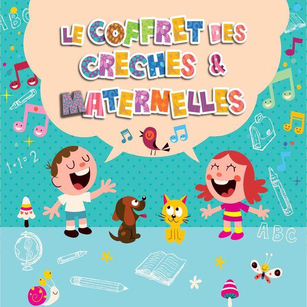 Le coffret des cr ches et maternelles various artists t l charger et couter l 39 album - Coffret coloriage cars leclerc ...