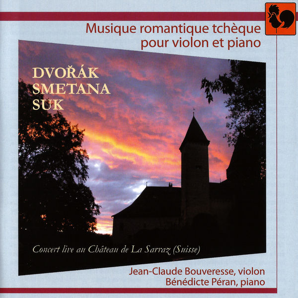 Bedrich Smetana - Czech Romantic Music for Violin and Piano (Live)
