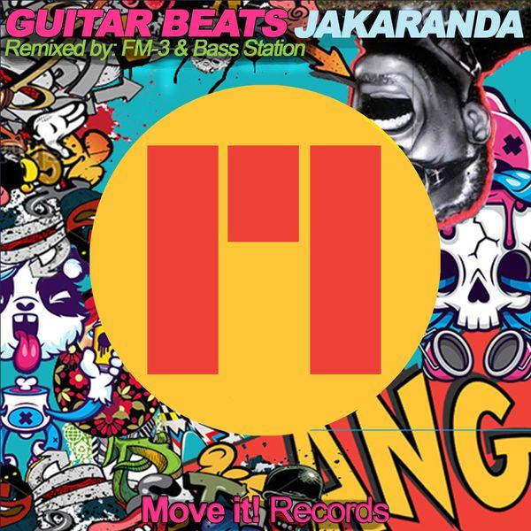Album Jakaranda, Guitar Beats | Qobuz: download and