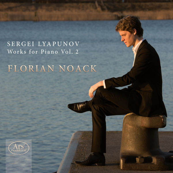 Florian Noack|Lyapunov : Works for Piano, Vol. 2