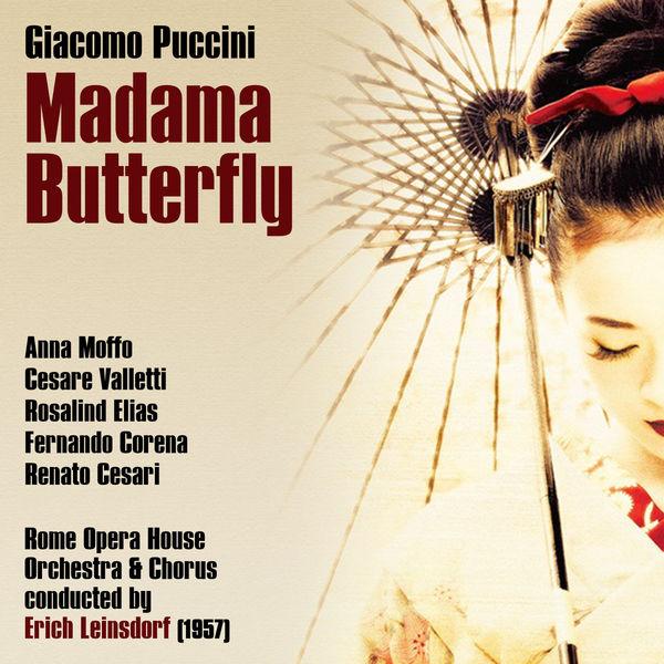 Giacomo Puccini - Giacomo Puccini: Madama Butterfly (1957)