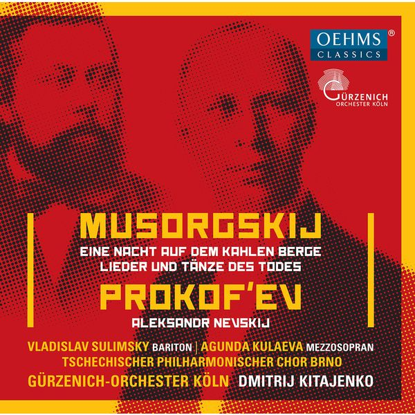 Gürzenich-Orchester Köln - Mussorgsky: St. John's Night on Bald Mountain & Songs and Dances of Death - Prokofiev: Alexander Nevsky