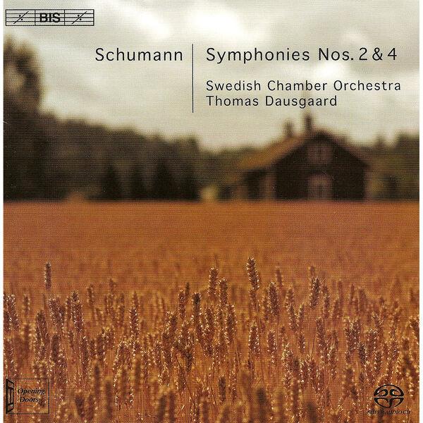 Thomas Dausgaard - SCHUMANN: Symphonies Nos. 2 and 4
