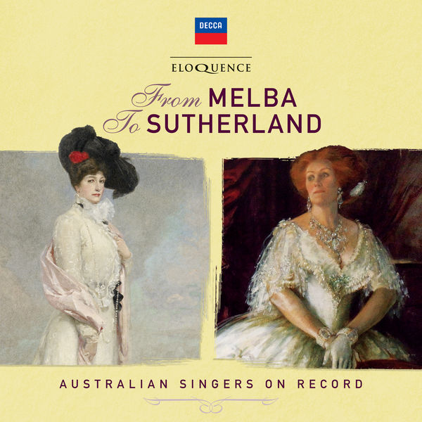 Various Artists - From Melba To Sutherland: Australian Singers On Record