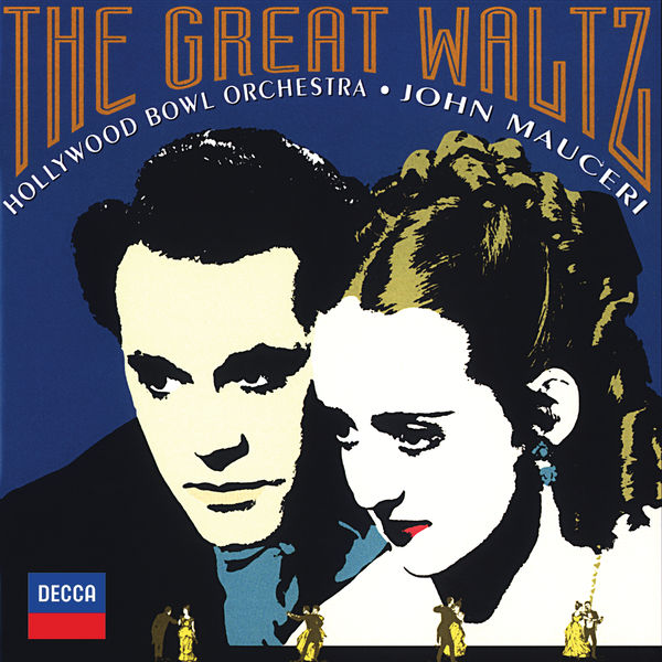 Hollywood Bowl Orchestra - The Great Waltz