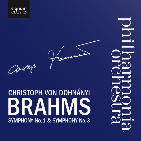 Philharmonia Orchestra - Symphonies n° 1 &  n° 3