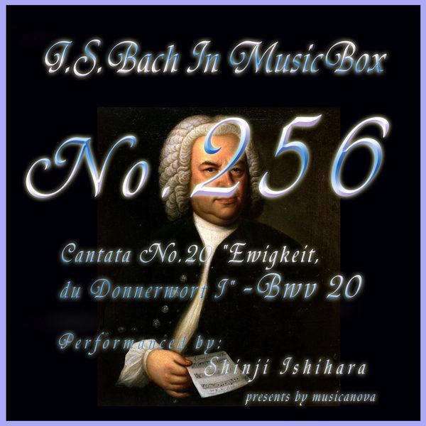 Johann Sebastian Bach - Cantata No. 20, 'Ewigkeit, du Donnerwort I' - BWV 20