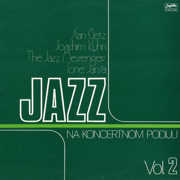 Razni izvođači - Jazz Na Koncertnom Podiju - Vol.2