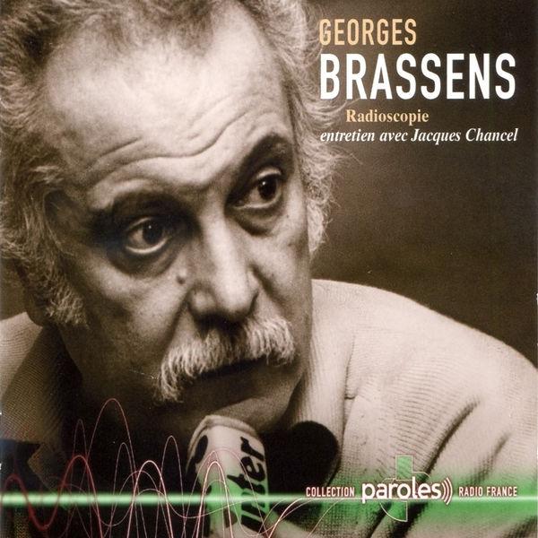 Georges Brassens - Radioscopie: Jacques Chancel reçoit Georges Brassens