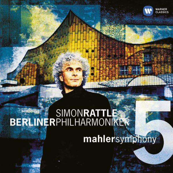 Sir Simon Rattle - Mahler: Symphony No. 5 (Édition StudioMasters)