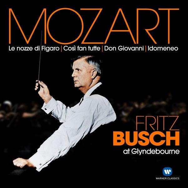 Fritz Busch - Fritz Busch at Glyndebourne