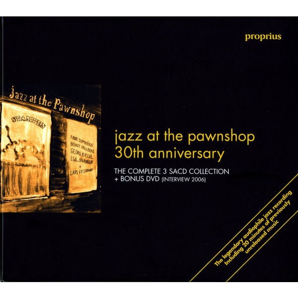 Arne Domnerus - Jazz at the Pawnshop: 30th Anniversary