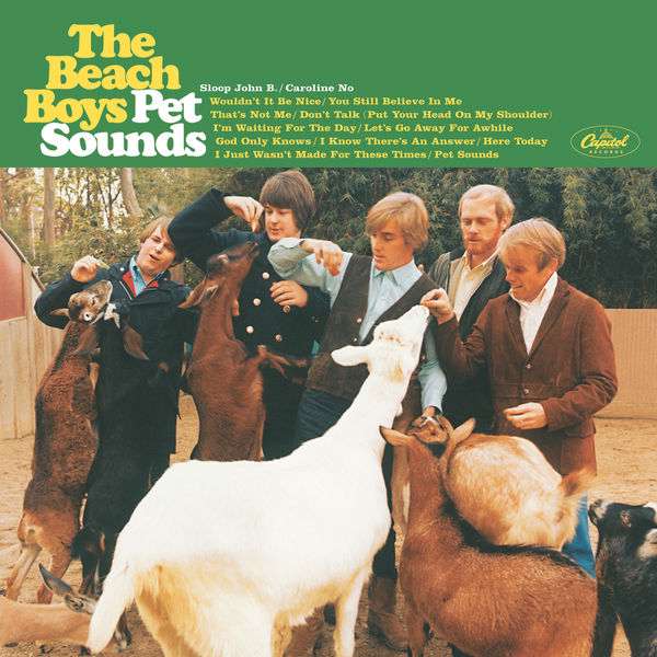 The Beach Boys - Pet Sounds (Mono & Stereo)