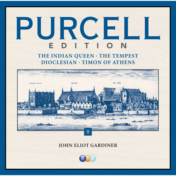 Les Arts Florissants - Purcell Edition Volume 2 : The Indian Queen, The Tempest, Dioclesian & Timon of Athens