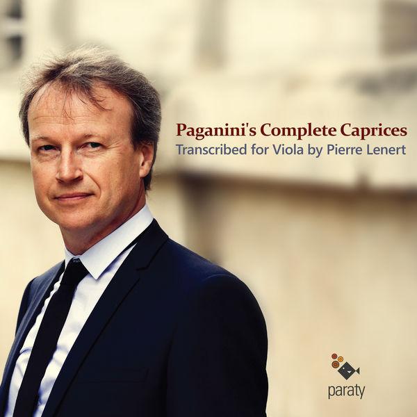 Pierre Lenert - Paganini's Complete Caprices