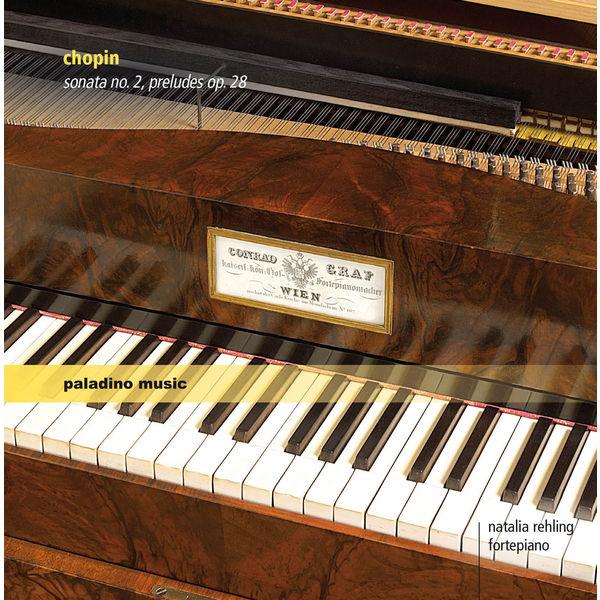 Natalia Rehling - Chopin: Piano Sonata No. 2, Op. 35 & 24 Préludes, Op. 28