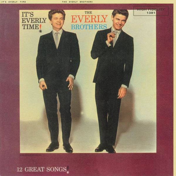 The Everly Brothers - It's Everly Time