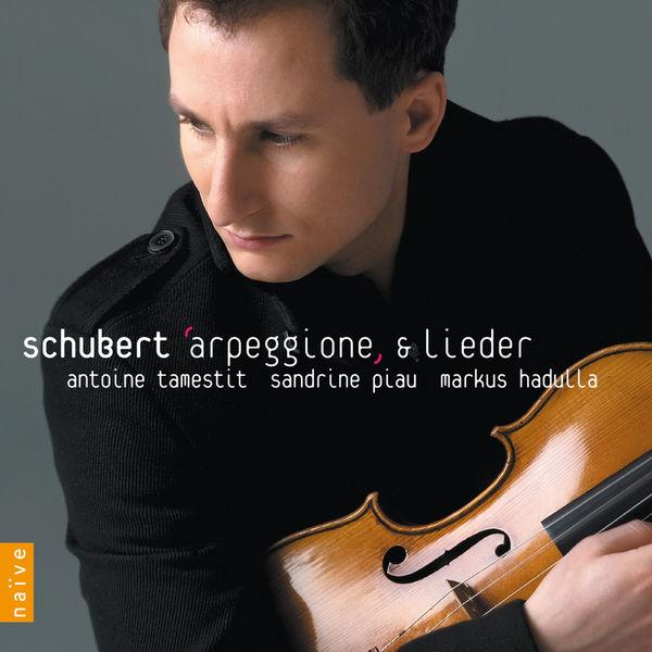 Antoine Tamestit - Arpeggione & Lieder