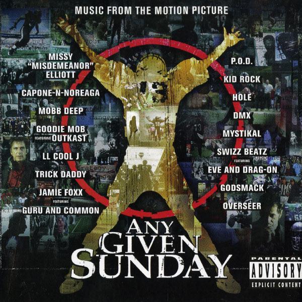 Any Given Sunday (OST) - Any Given Sunday (OST)