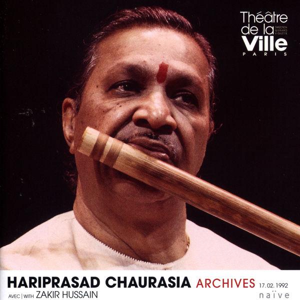 Hariprasad Chaurasia - Archives 17.02.1992 (Live - Théâtre de la Ville)