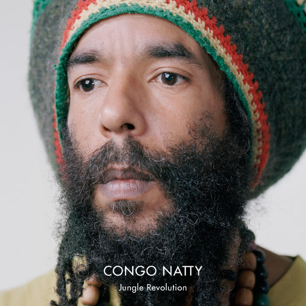 Congo Natty - Jungle Revolution