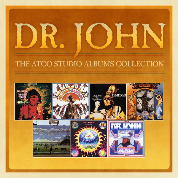 Dr. John - The Atco Studio Albums Collection (Édition Studio Masters)