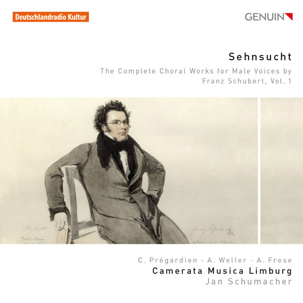 Camerata Musica Limburg|Schubert: Sehnsucht – The Complete Choral Works for Male Voices, Vol. 1