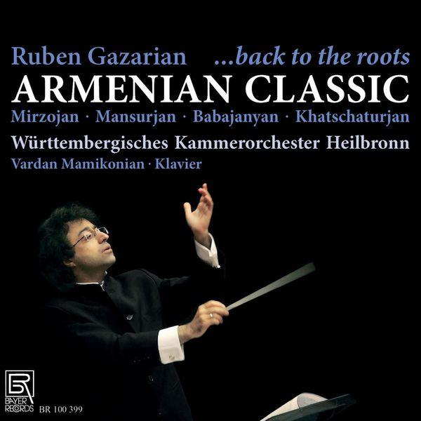 Württembergisches Kammerorchester Heilbronn - Armenian Classic