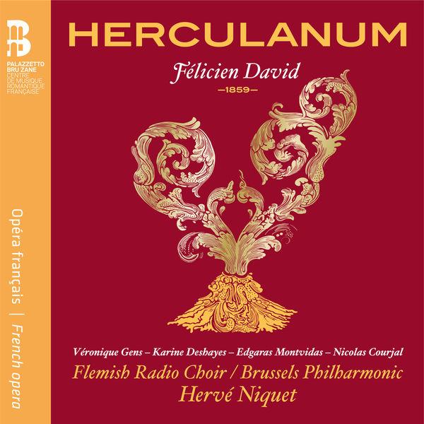 Hervé Niquet - David: Herculanum