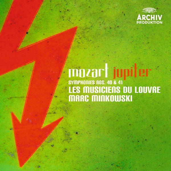 Les Musiciens du Louvre - Mozart: Symphonies Nos. 40 & 41