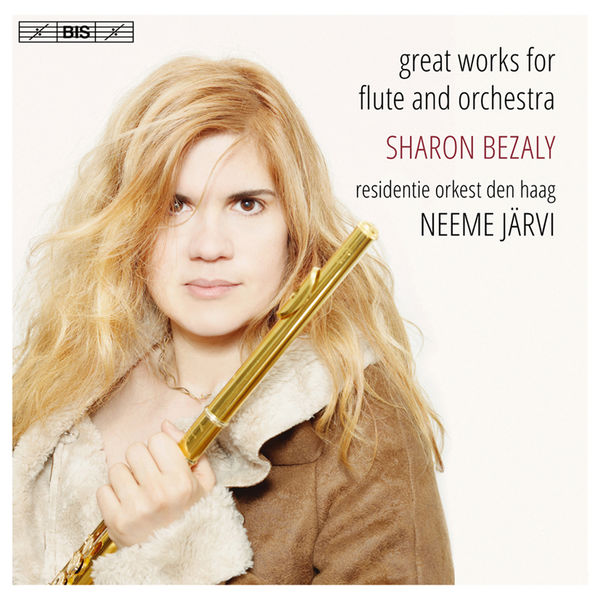 Sharon Bezaly - Grandes œuvres pour flûte & orchestre (Great Works for Flute & Orchestra)