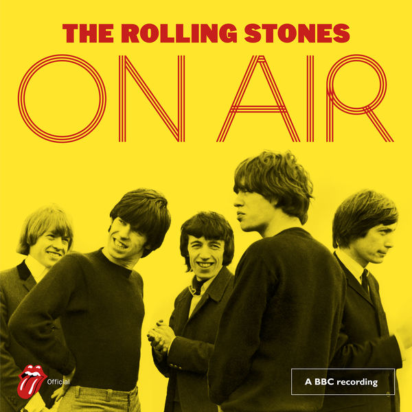 The Rolling Stones - On Air (Deluxe Edition)