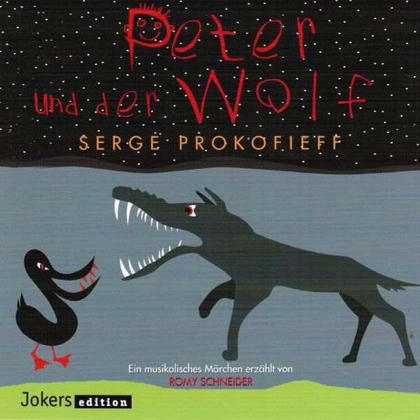 Romy Schneider - Peter und der Wolf und Auszüge aus die Zauberflöte